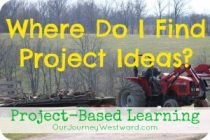 Project-Based Learning Resources @CindyWest (Our Journey Westward)