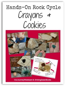 Hands-On Rock Cycle: Crayons & Cookies