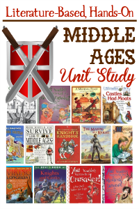 Our elementary medieval unit study was packed full of fun and learning. Book, resources and great project ideas included.