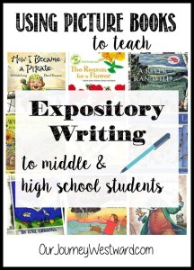 Using Picture Books to Teach Expository Writing