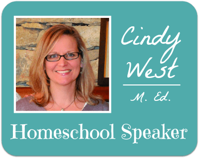 Looking for a knowledgeable, inspiring, engaging speaker for your homeschool event? Consider Cindy West of Shining Dawn Books and Our Journey Westward!