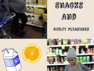 Pregnancy Update: My Favorite Snacks And Guilty Pleasures