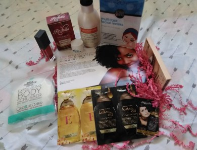 COCOTIQUE Subscription Box Review – April 2018