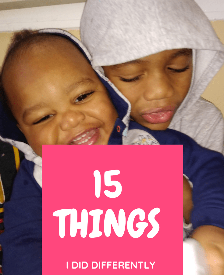 15 Things That I did Differently With My Second Baby