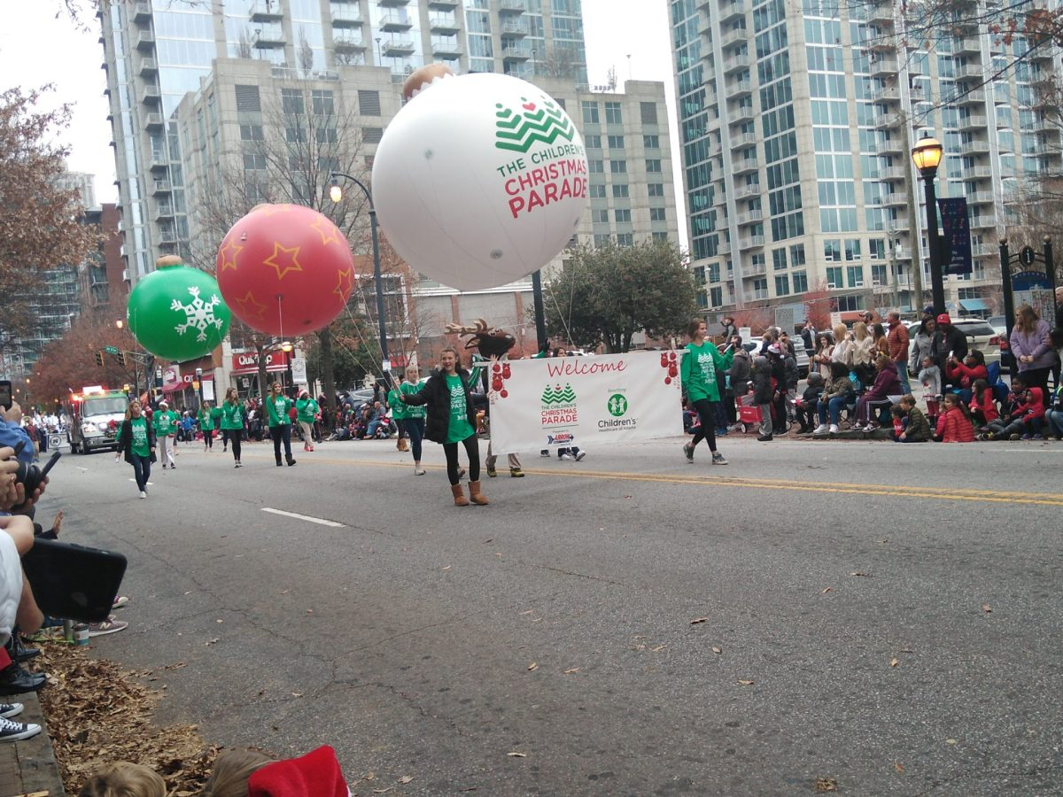 39th Annual Children's Christmas Parade | A Look at the Parade Through Our Eyes