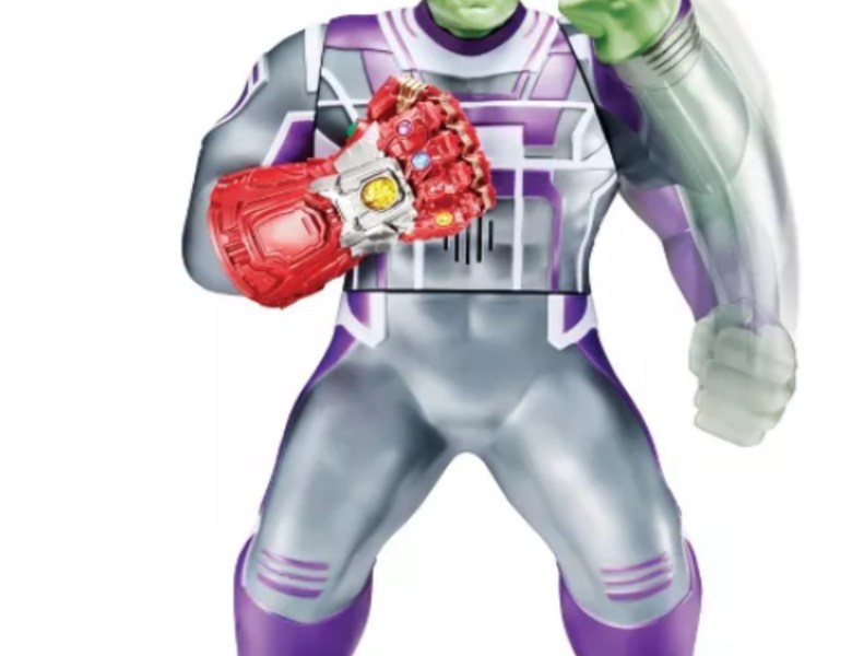 Was this $40 Hulk Worth the Money ? | Marvel Avengers Power Punch Hulk Action Figure Toy Review