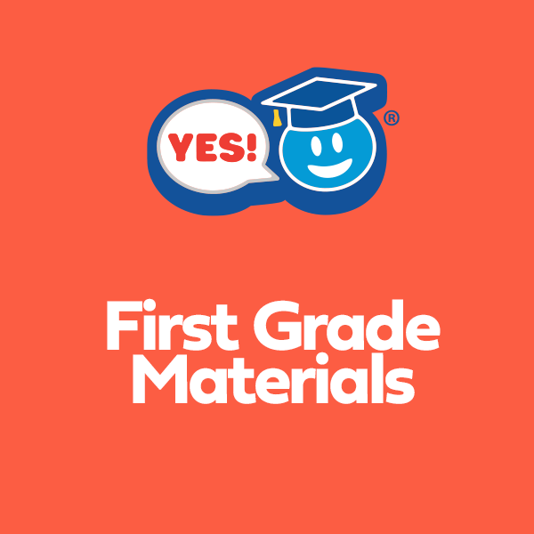 Access Yes! First Grade Materials