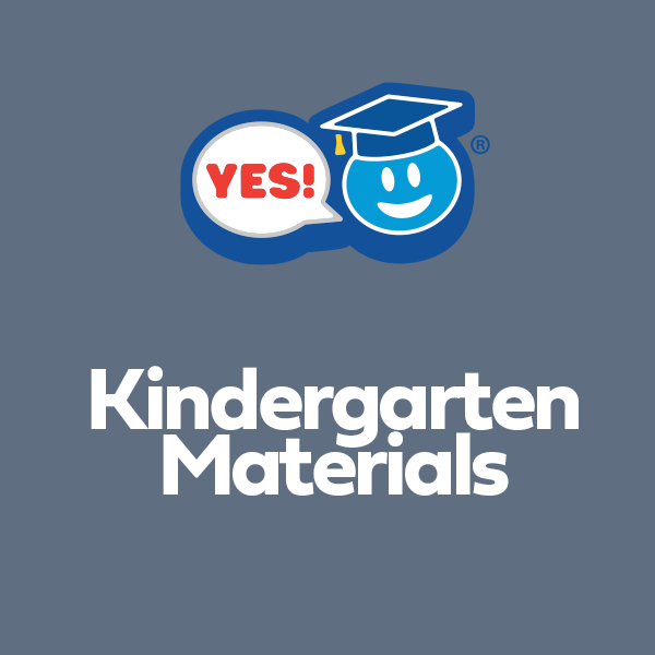 Access Yes! Kindergarten Materials
