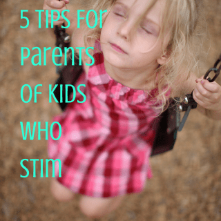 Stimming doesn't have to be all bad!