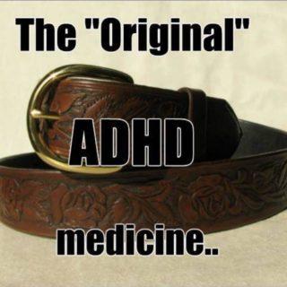 original adhd medicine