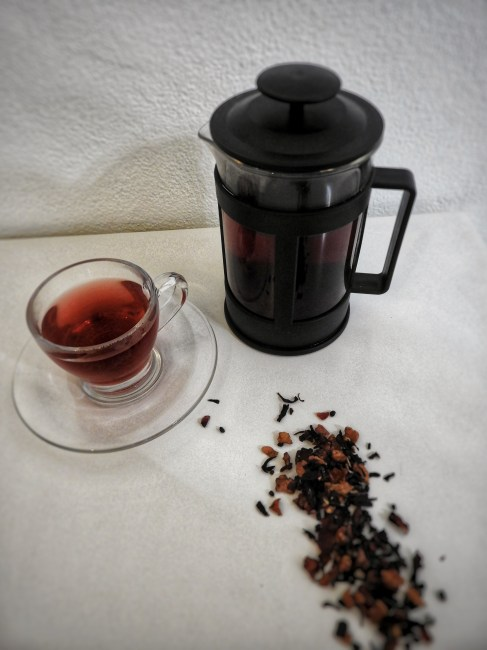 Wild Cherry Tea