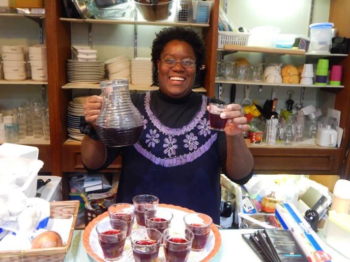 Karen M. Ricks, Head Chef, Our Kitchen Classroom