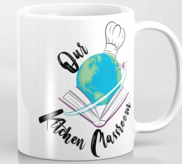 OKC logo mug
