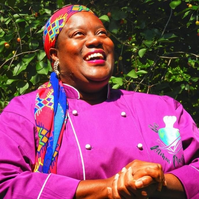 Head Chef Karen M. Ricks, Our Kitchen Classroom