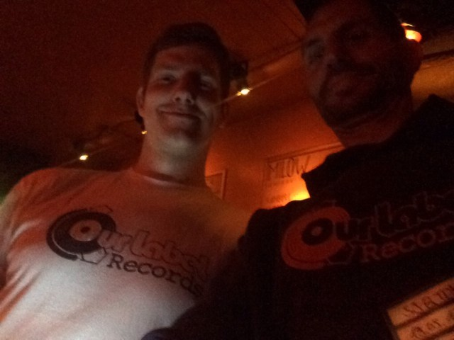 DJ Gu and Brother Tom (Credit: Our Label Records)