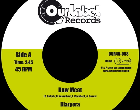 Diazpora - Raw Meat / Song 2