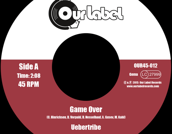 Uebertribe - Game Over / The Thief
