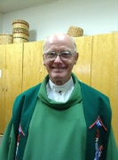Rev. Father Thomas Shea, CSC