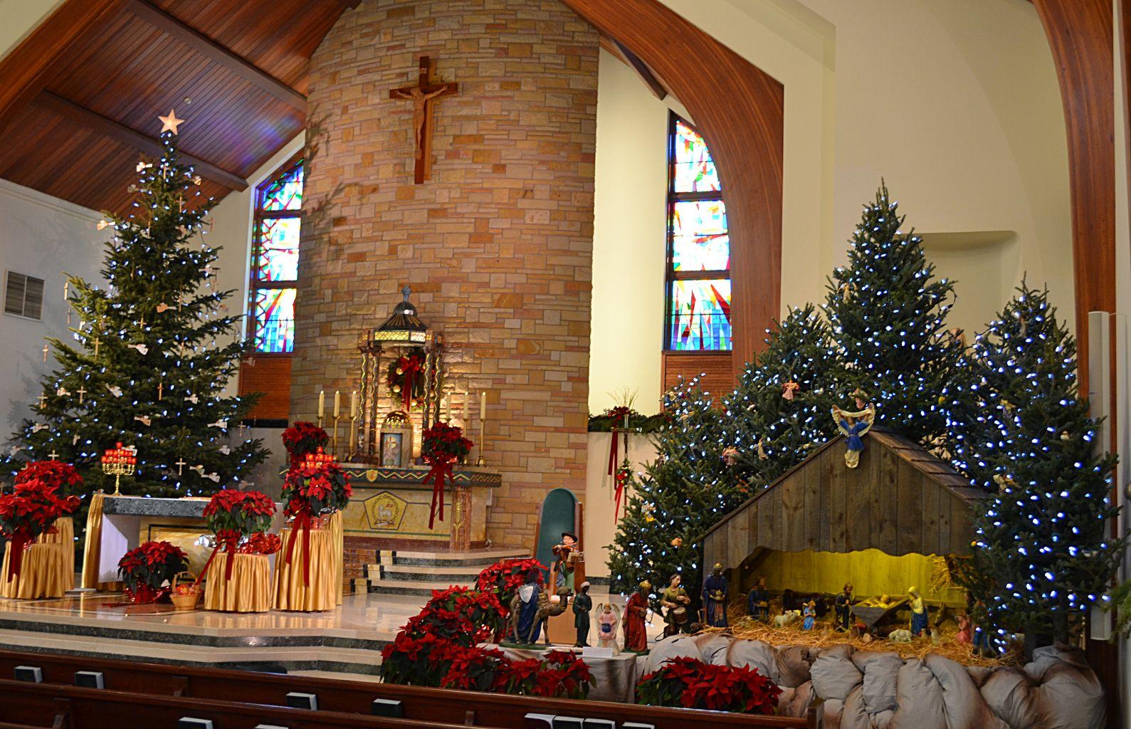 Photographs Our Lady Of Lourdes Church