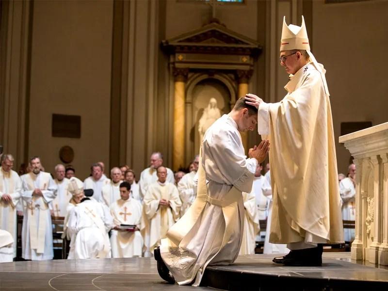 Our Lady of Peace - Catholic Church - Ordination - Innisfail, Alberta