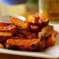 Better (Baked) Sweet Potato Fries