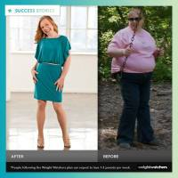 "I'm a Weight Watchers ""Success Story""!"
