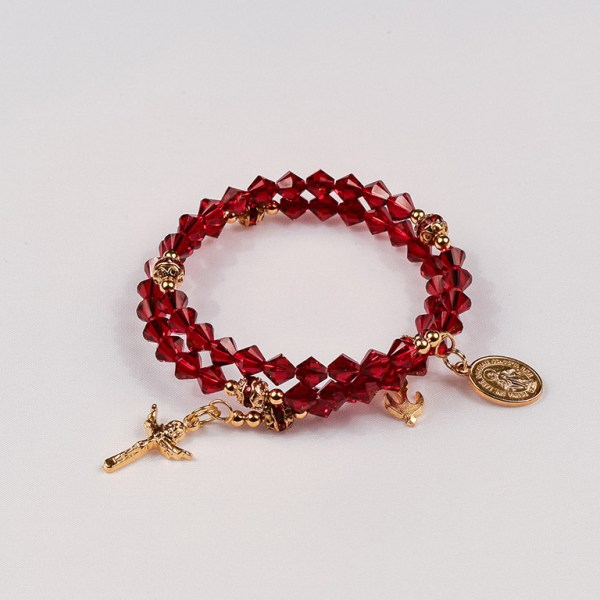 Confirmation Rosary Bracelet