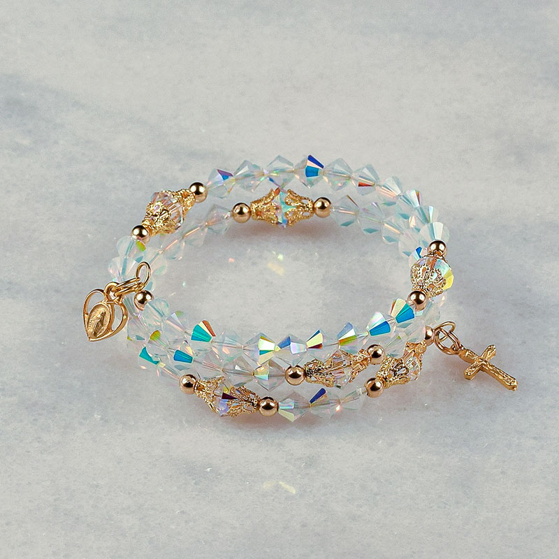 rosary bracelet - Our Lady of Fatima