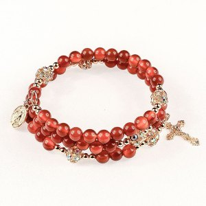 natural gemstones carnelian flame