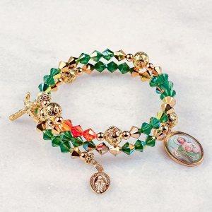 St. Jude Rosary Bracelet