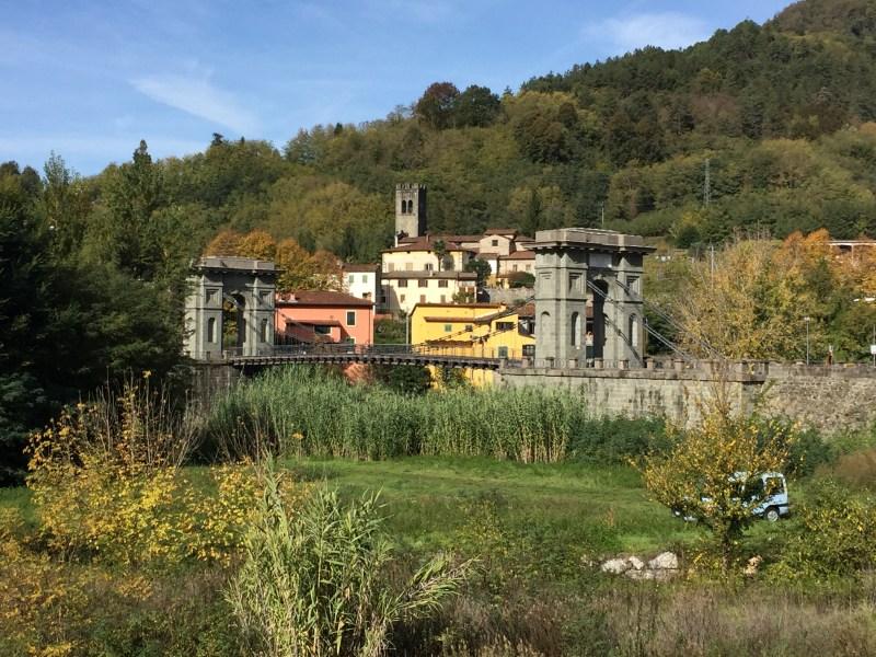 Ponte della Catene, Italy - European motorhome blog