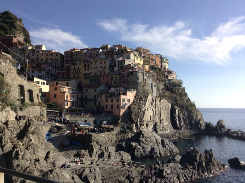 More perfect Cinque terre motorhome pictures