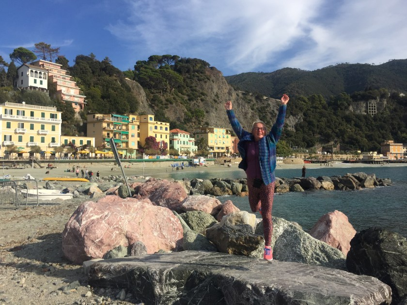 More perfect Cinque terre motorhome pictures- jumping