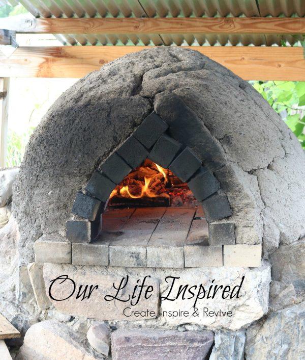 Backyard Oven