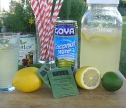 Green Tea Lemonaide