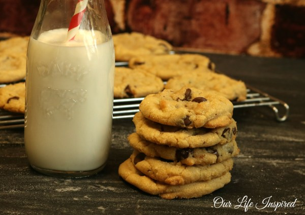 Chocolate Chip Cookies | www.ourlifeinspired.com