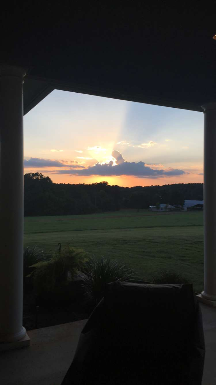 Sunset 8-22-17