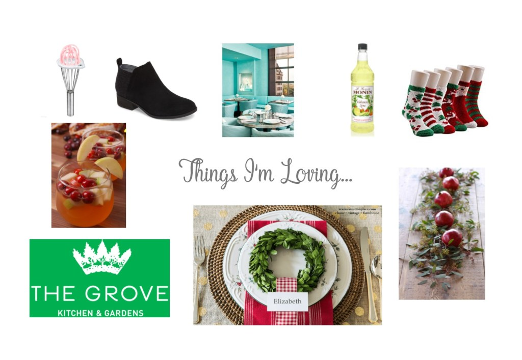 11-17-17 Things I'm Loving!