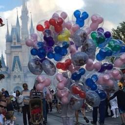 Annual Disney World Birthday Trip for Amanda.