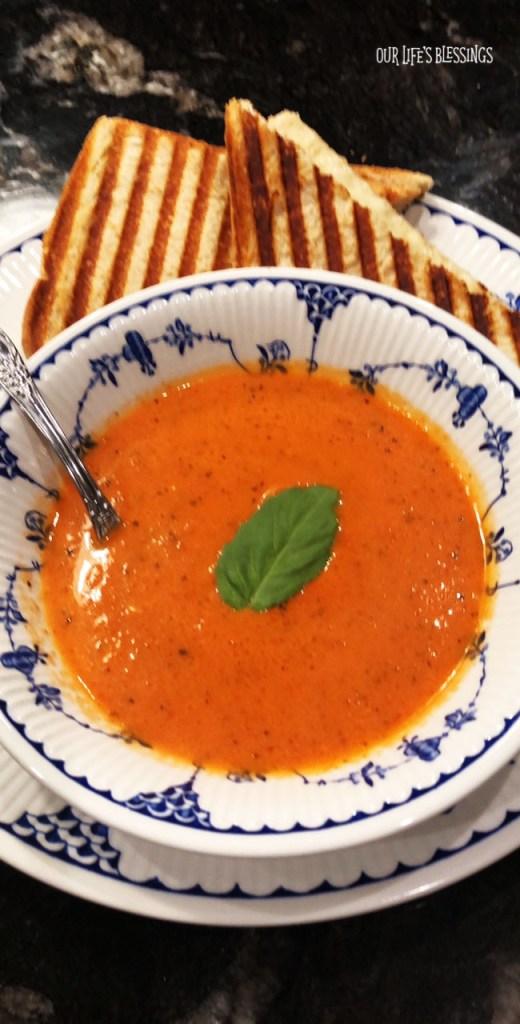 creamy tomato soup3