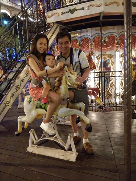 Danga Bay Carousel