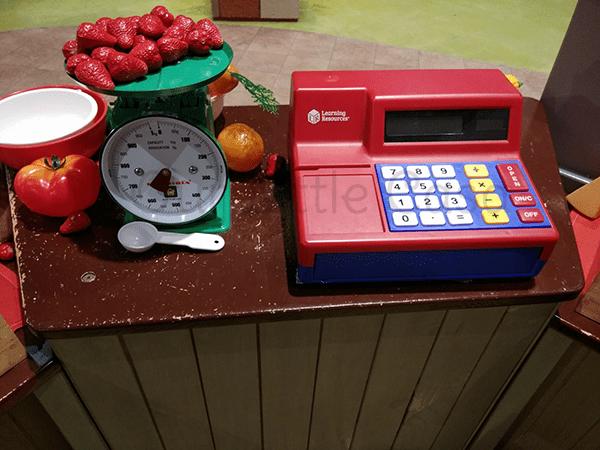 Fanpekka Grocer Cashier