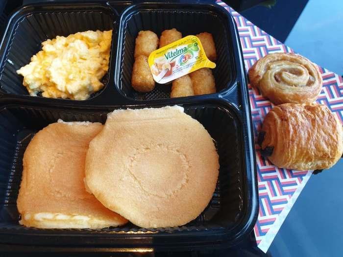 day 1 - breakfast