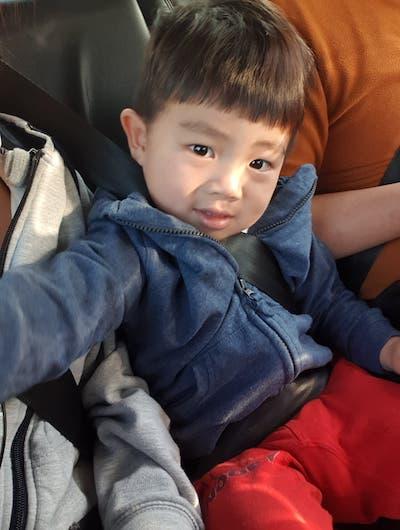 J Boy in Uber