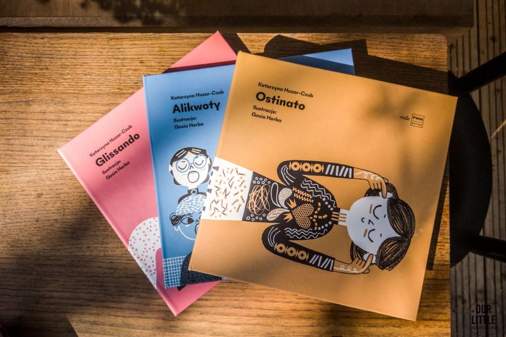 Książki o muzyce dla dzieci, Sonia w Krainie Sonostworków