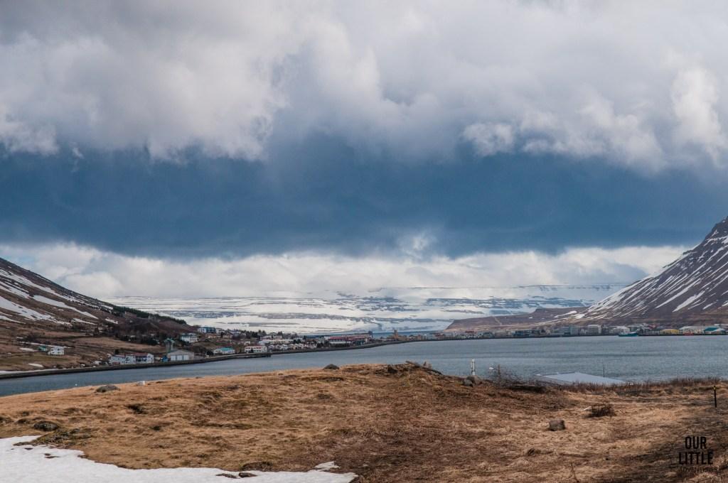 Fiordy Zachodnie - Islandia maj