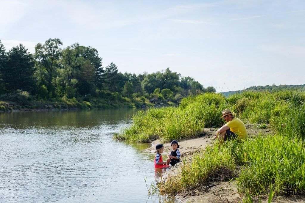 Ostatnia dzika rzeka - Bug / Mikrowyprawy i Fundacja Dziko
