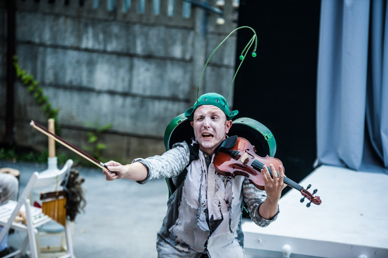 Pinokio, Teatr Baj, fot. Albert Roca Macià