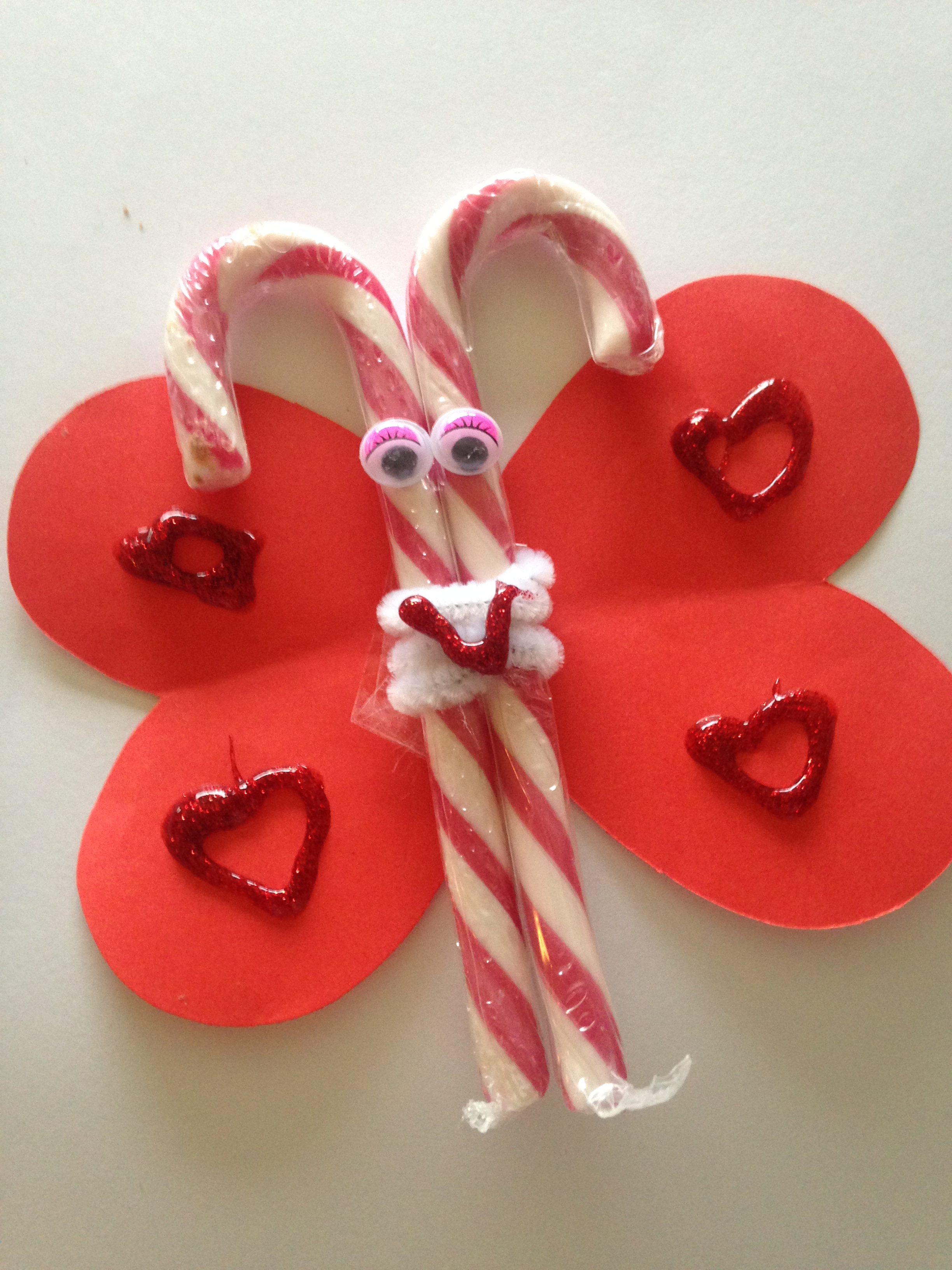 Valentine S Day Crafts For Younger Children Preschool And