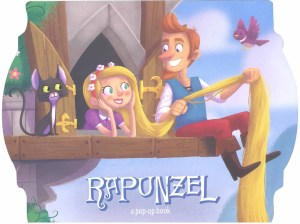 RAPUNZEL – A Pop-Up Book 2 (Kids Activities)